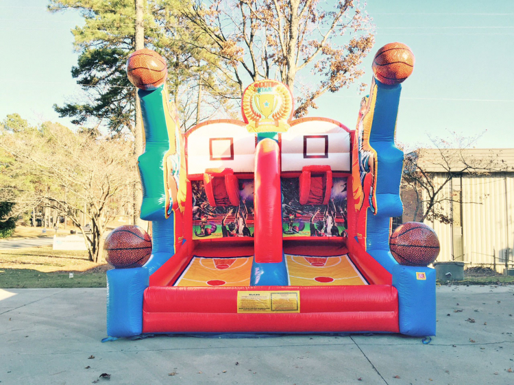 high quality jumpers for rent Durham, NC