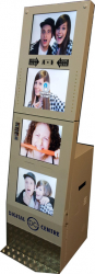 Wedding Package Photoobooth Add On - Scrapbook, Background,