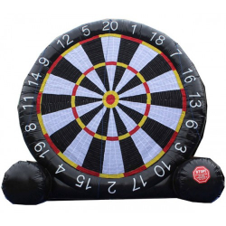 Giant Inflatable Dart Game (Soccer, Golf, Baseball)