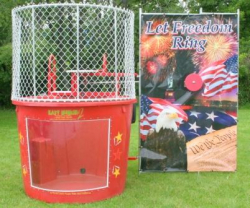 Easy Dunker Dunk Tank with Windo
