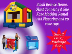 Small Party Package