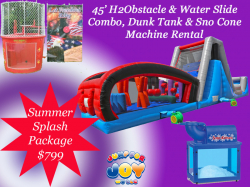 Summer Splash Package