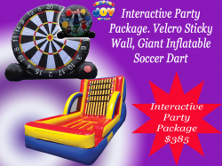 Interactive Party Package