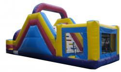 Deluxe Jump & Slide