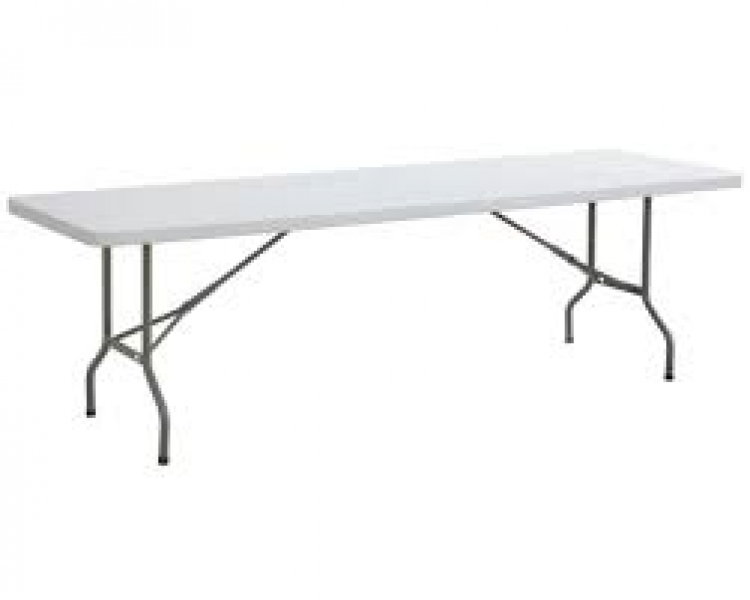 Etonnant Adult Rectangular 8u2032 Foot Table