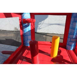 BLUE STONE SUPERSLIDE Wet OR Dry 5 IN 1 BOUNCE C