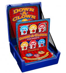 CARNIVAL GAME - Down A Clown