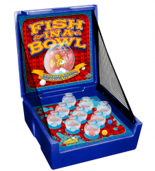 CARNIVAL GAME - Fish IN A Bowl