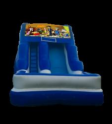 El Chavo 16'Wet OR Dry Slide