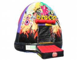 DISCO DOME W/ 2 Speaker Sound System & Lights