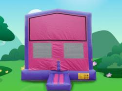 Pink / Purple Theme Ready w/ BasketBall Hoop