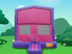Pink/Purple Bouncer For Theme