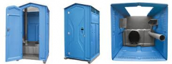 Standard Portable Waste Toilet