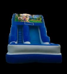 Tangled 16'Wet OR Dry Slide