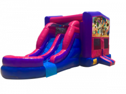 Toy Story PPB Double Lane Wet OR Dry Combo