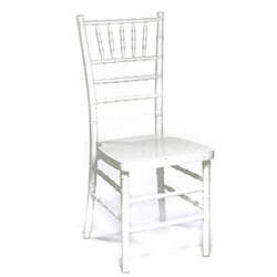Chavari Chair - White