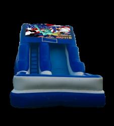 Patriotic 16'Wet OR Dry Slide