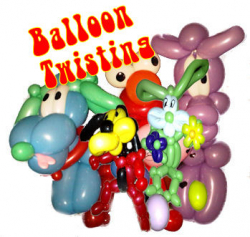 Balloon Twister Artist