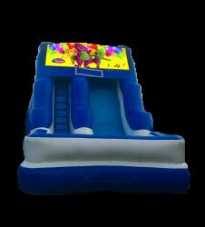 Barney 16'Wet OR Dry Slide