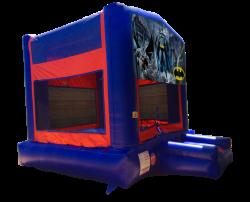 Batman Red/Blue/Yellow Bounce House