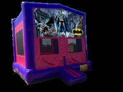 Batman Pink/Purple Bounce House