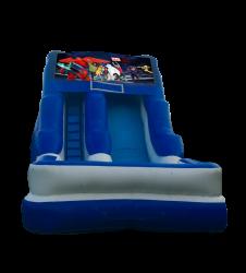 Big Hero 6 16'Wet OR Dry Slide