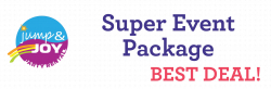 Super Event Package - Best Deal