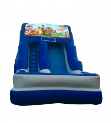 Candy Land 16'Wet OR Dry Slide