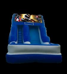 Captain America 16'Wet OR Dry Slide