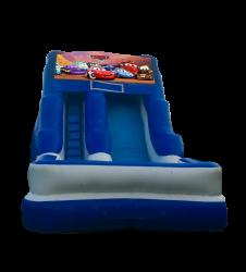 Cars 16'Wet OR Dry Slide