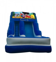 Mickey Mouse Clubhouse 16'Wet OR Dry Slide