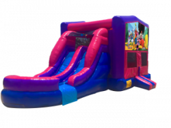 Mickey Mouse Clubhouse PPB Double Lane Wet OR Dry Combo