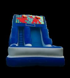 Elmo 16'Wet OR Dry Slide