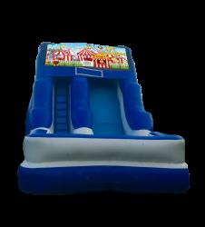 Carnival 16'Wet OR Dry Slide