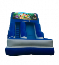 Disney Fairies 16'Wet OR Dry slide