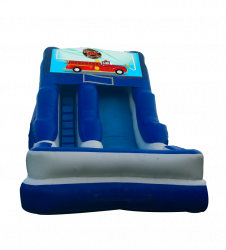 Fire Department 16'Wet OR Dry Slide