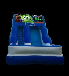 Gummy Bear 16'Wet OR Dry Slide