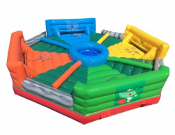 HUNGRY HIPPO 4 PERSON GAME
