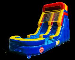 14ft Screamer Slide