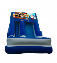 Jake and the Never Land Pirates 16'Wet OR Dry Slide