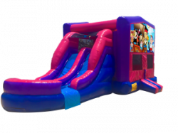 Jake and the Never Land Pirates PPB Double Lane Wet OR Dry C