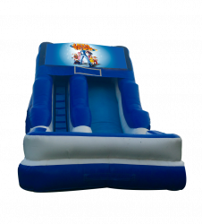Lazy Town 16'Wet OR Dry Slide