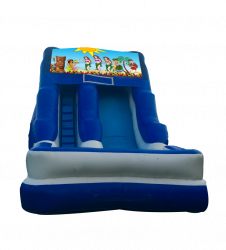 Luau Party 16'Wet OR Dry Slide