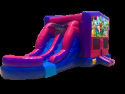 Super Mario PPB Double Lane Wet OR Dry Combo