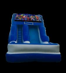 Marvel Lineup 16'Wet OR Dry Slide