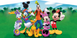 Mickey Mouse & Gang