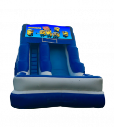 Minions 16'Wet OR Dry Slide