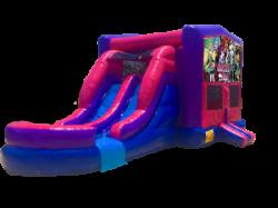 Monster High PPB Double Lane Wet OR Dry Combo