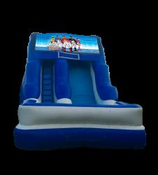 Power Rangers 16'Wet OR Dry Slide
