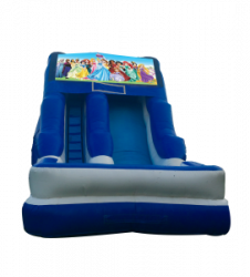 Disney Princesses 16'Wet OR Dry Slide